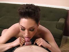 Sexy Comme ci Materfamilias Cum Sprinkled Breasts Fucked