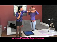 FemaleAgent I'll teach you