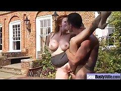 Sex Be upheld With Big Boobs Nasty Wild Wife movie-30