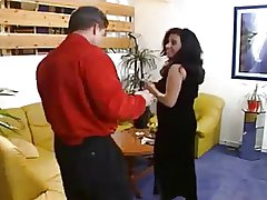 German Mature Angelina fucked