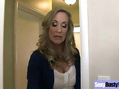 (brandi love) Chubby Juggs Wife Fancy Intercorse On high Cam video-08