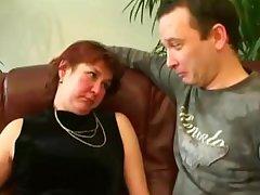 Roasting Russian Grandmother