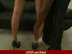 Milf has her Tricky INTERRACIAL Monster Cock 24