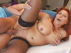 redhead mature bitch