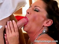 obscene housewife sucking youger dig up