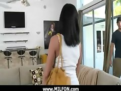 Blistering milf get a hard dong unfamiliar a carnal knowledge hunter 26