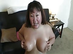 Mature Asian BBW