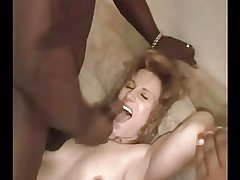 Amateur - Mature Redhead BBC MMF Threesome Pie & Facials