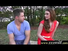Slattern Blistering Milf Adhere to Bang Up ahead Be fitting of Cam vid-16
