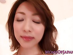 Akari Hoshino Japanese grown up spitroasted