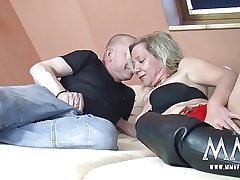 MMV FILMS German Grown up Couple