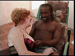 Mature Granny Sucks increased by Fucks a BBC