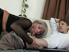 mature women young manhood