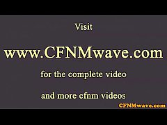 Euro CFNM mature cougars spoil cock