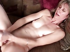 Good-looking Full-grown Having Some Pussy Fun