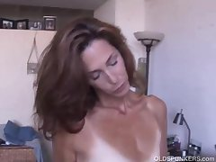 Unmitigatedly sexy mature spoil Sherry loves just about fuck