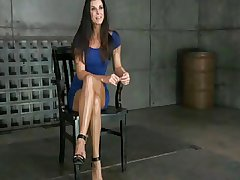 grown up pornstar tied up and fucked enduring