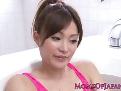 Leftist negligee japanese milf wam toy fun