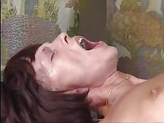 HOT MOM n137 murk anal german grown-up milf and a man