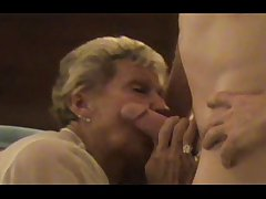 InterracialPlace.org - Granny cuckold get hitched watched by skimp