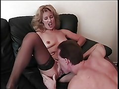 Hot company mature milf gets fucked