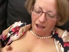 mature red kiss someone's arse helter-skelter assfuck fist anal pussy glasses troia