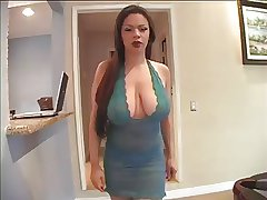 Big titted spoil gets her ass fucked