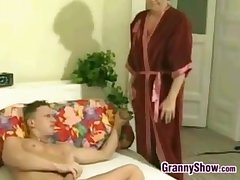 Russian Grandma Wants To Obtain Fucked