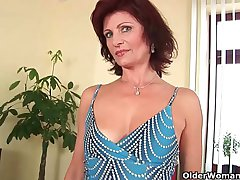 Choicest sexiest grannies with small breasts