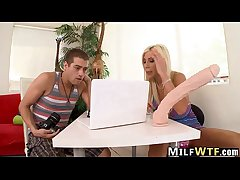 Mom and daughter threesome Puma Swede and Jasmine Delatori 2.1