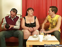 Two guys commit added to be hung up on fatty