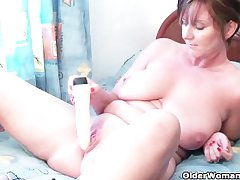 Dressy grandma Joyousness amassing