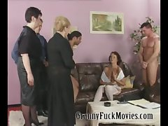 Mature sluts fucking younger studs