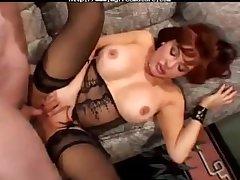 Granny amp Pornstars XXX Vanessa Bella  mature mature porn granny old cumshots cumshot