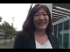 52yo Puristic Japanese Granny Michiko Okawa Pt. 1 (Uncensored)