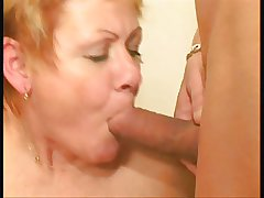 curtailed granny gets lucky