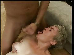 Perishable Grey Haired Granny Fucked