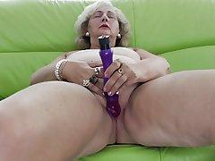 Granny Mathilda E. 67 years superannuated