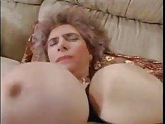 Chunky Boob Euro Granny Fucked