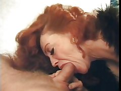 Redhead Hairy Cunted Granny Anal