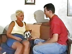 Christine - Hot Grown up British Granny Bonking Young Guys