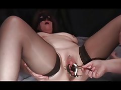 perforated pussy urethral deception