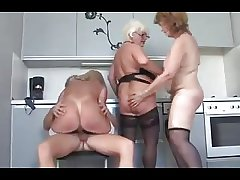 Mature lovemaking party4