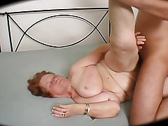 Fat Tush Curvy Granny - 69