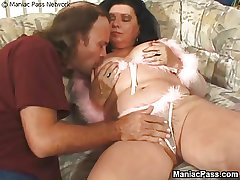 Heavy granny fucked unchanging and permanent