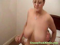 Big titty granny hardcore deny hard pressed