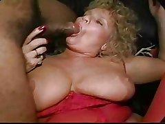 Master-work Hot Granny Shablee Assbanged
