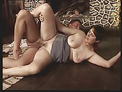 Shorthair-MILF with Huge-Boobs devotional Make the beast with two backs