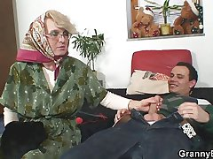 Go over the hill payment granny pleases a from