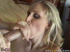 Shove around Blonde Milf Caught Wan Handed ( Julia Ann )